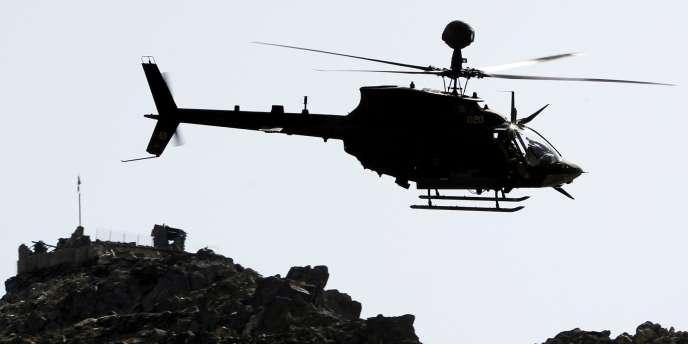 L'armée française est très présente dans la province de Kapisa, au nord-ouest de l'Afghanistan.
