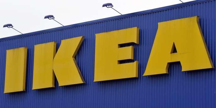 Un magasin Ikea, en février 2012.