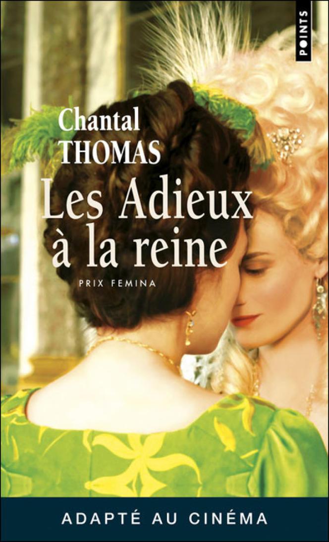 Couverture de l'ouvrage de Chantal Thomas,