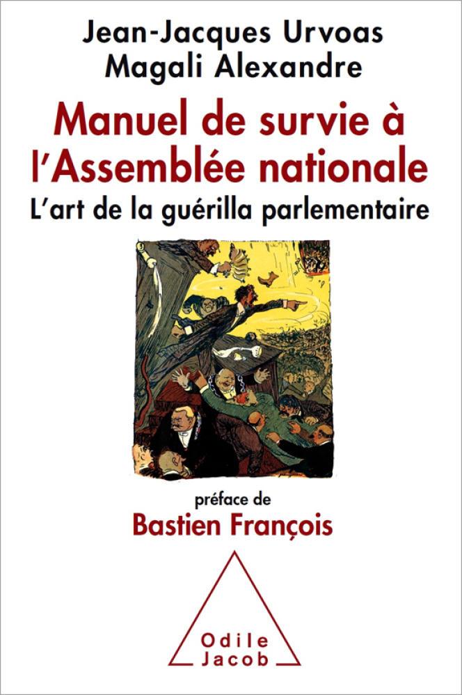 Couverture de l'ouvrage de Jean-Jacques Urvoas et Magali Alexandre,