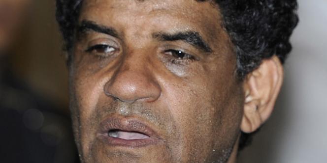 Abdallah Al-Senoussi, l'ancien bras droit de Mouammar Kadhafi, a été arrêté en Mauritanie le 17 mars.