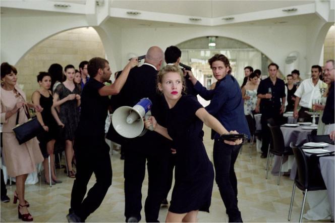 Une scène du film israélien de Nadav Lapid,