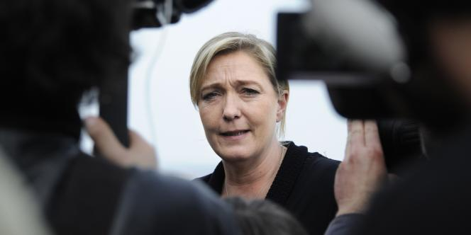 Marine Le Pen crée le