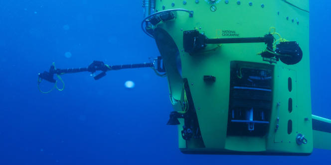 Le submersible