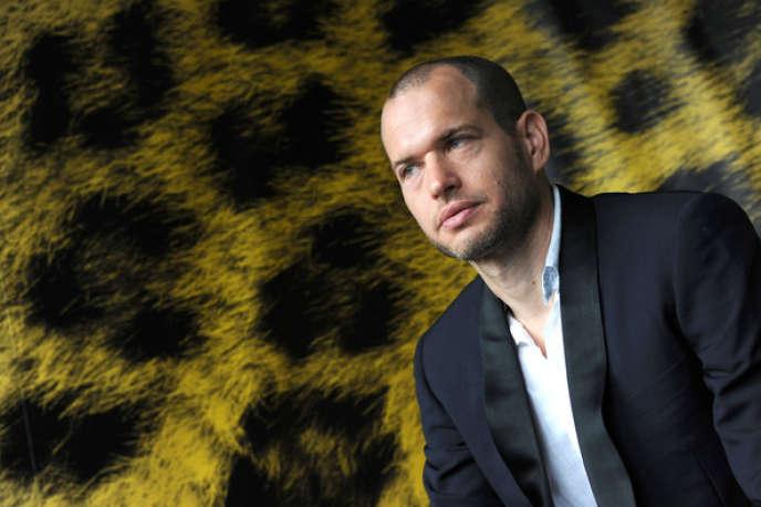 Le réalisateur israélien Nadav Lapid au Festival du film de Locarno (Suisse) en août 2011.