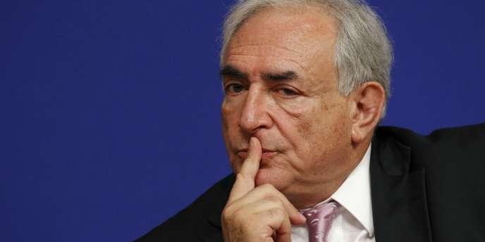 Le parquet avait requis la relaxe de Dominique Strauss-Kahn dans l'affaire du Carlton.