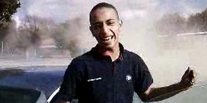 Mohamed Merah, abattu le 22 mars 2012 après avoir tué sept personnes à Toulouse et Montauban entre le 11 et 19 mars.