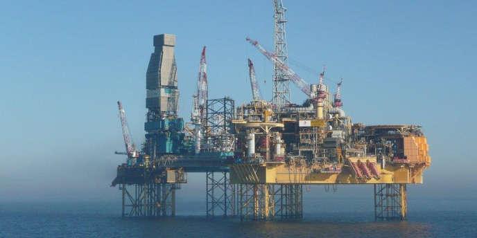 L'accident d'Elgin, en mer du Nord, n'avait causé aucune victime ni provoqué de dégâts environnementaux majeurs - hormis l'émission accrue de gaz à effet de serre.
