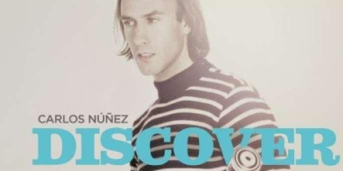 Pochette de l'album de Carlos Nuñez,