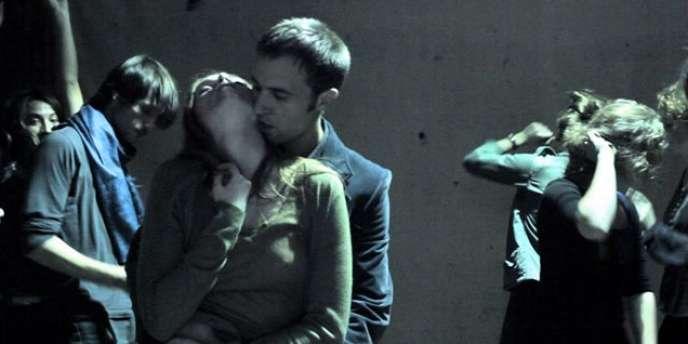 Une scène du film français de Nicolas Klotz et Elisabeth Perceval,