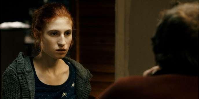 Agathe Bonitzer et Reda Kateb dans le film français de Frédéric Videau,