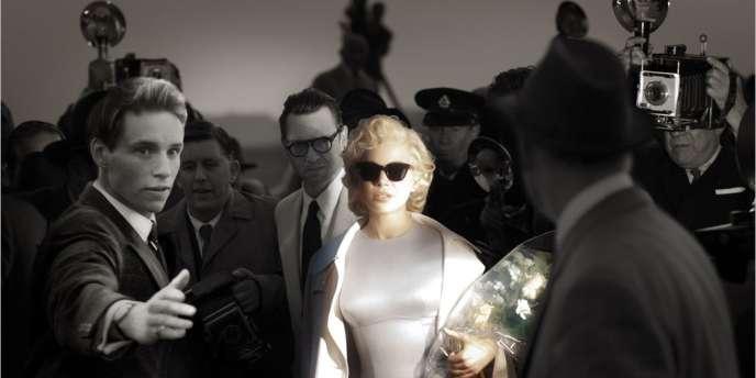Michelle Williams dans le film américain de Simon Curtis,