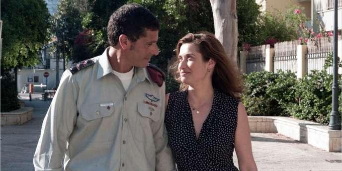 Pascal Elbé et Emmanuelle Devos dans le film français de Lorraine Levy,