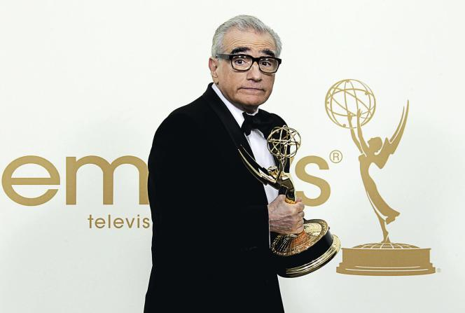 Martin Scorsese  a reçu une récompense en 2011, à Los Angeles, pour