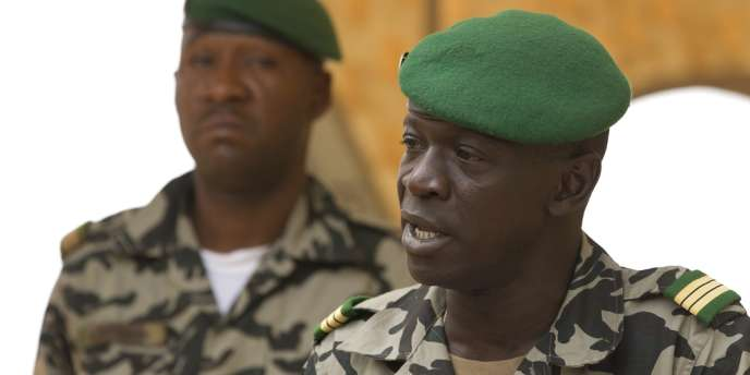 Le capitaine Amadou Sanogo, a reconnu que la