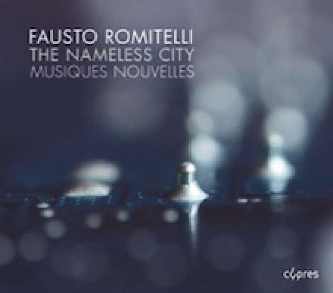 Pochette de l'album de Fausto Romitelli,