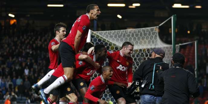Les Red Devils filent vers le titre.
