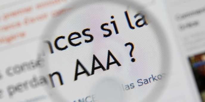 Une dégradation de la France après l'élection présidentielle offre