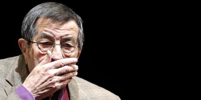 L'écrivain allemand Günter Grass, le 21 mars 2010.