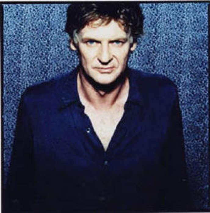 Le musicien Rodolphe Burger.