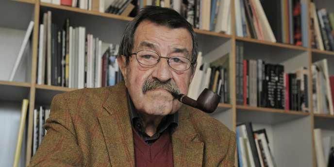 L'écrivain allemand Günter Grass, en octobre 2009.