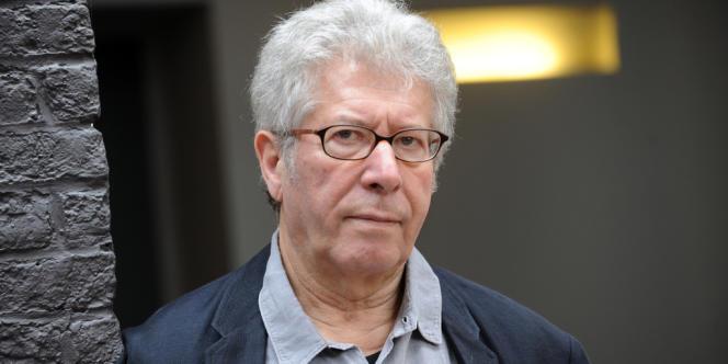 Claude Miller en septembre 2009 à Lille.