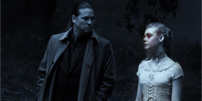 Val Kilmer et Elle Fanning dans le film américain de Francis Ford Coppola,
