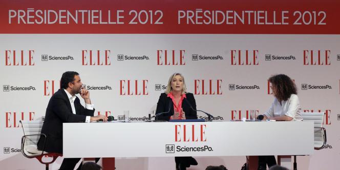 Marine Le Pen a justifié ses propos sur les