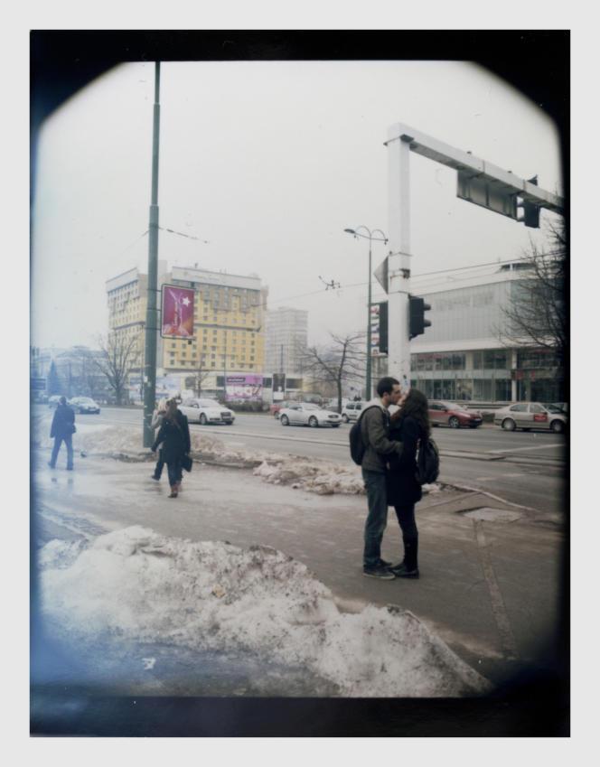 L'un des principaux boulevard de Sarajevo, surnommé