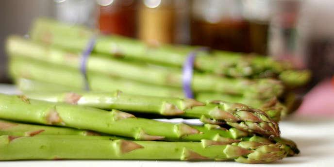 L'asperge appartient à la grande famille des liliacées.