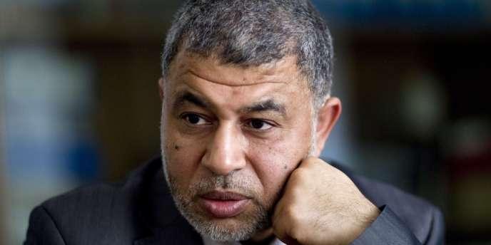 Ahmed Jaballah, président de l'UOIF depuis juin 2011.