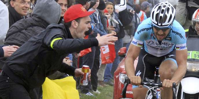 Tom Boonen a remporté son 4e Paris-Roubaix, le 8 avril.