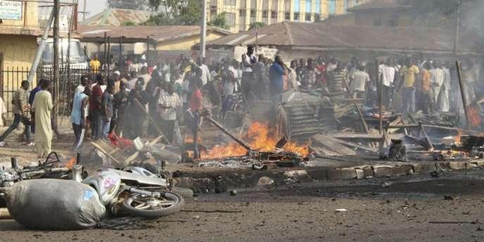 En 2012, un attentat à la bombe à Kaduna (nord) le dimanche de Pâques avait tué 41 personnes.