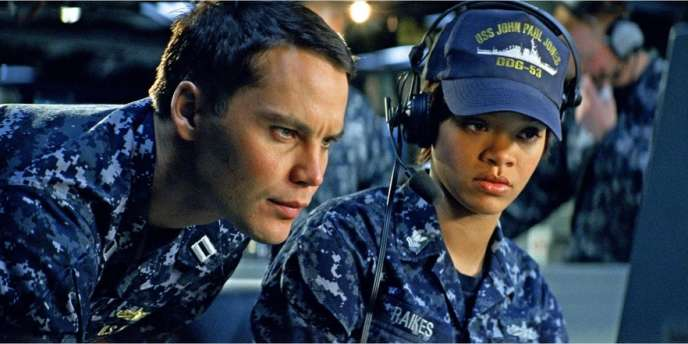 Taylor Kitsch et Rihanna dans le film américain de Peter Berg,