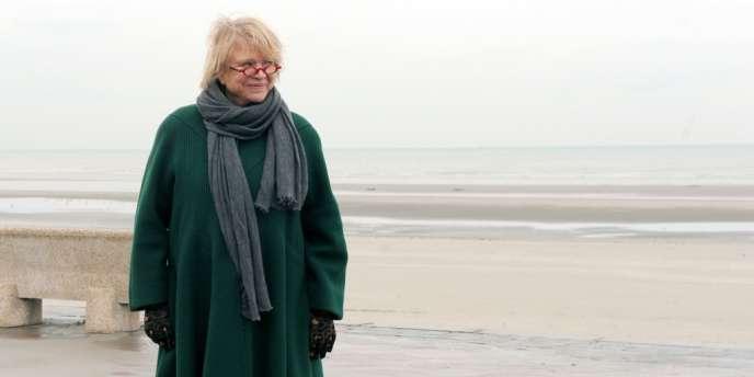Eva Joly le 19 décembre 2011 à Dunkerque.