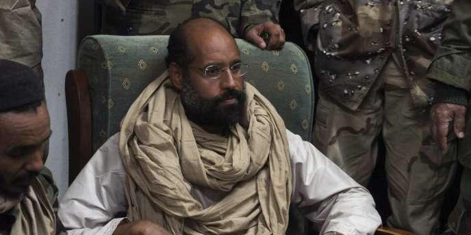 La Cour pénale internationale et la Libye se disputent le droit de juger Seif Al-Islam Kadhafi pour la répression sanglante de la rébellion de 2011.