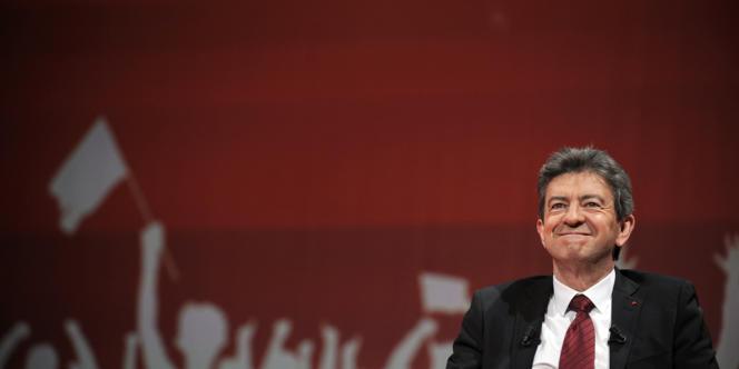 Jean-Luc Mélenchon est le candidat qui incarne le plus le changement, selon un sondage BVA publié jeudi 12 avril.