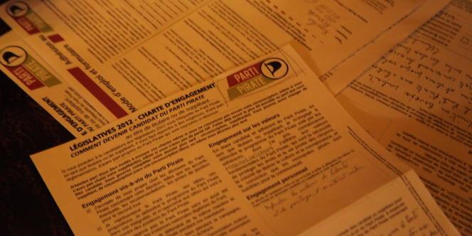 Les chartes d'engagement pour les législatives sont prêtes.