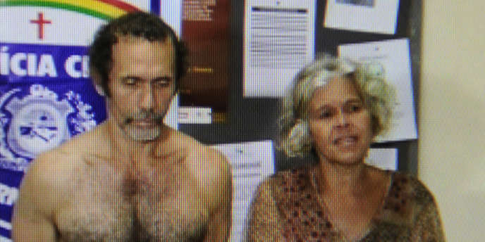 Jorge da Silveira, 51 ans, et sa complice Isabel Pires, 51 ans.