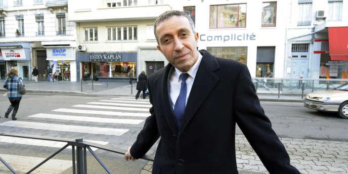 Azouz Begag, à Lyon en janvier 2010.