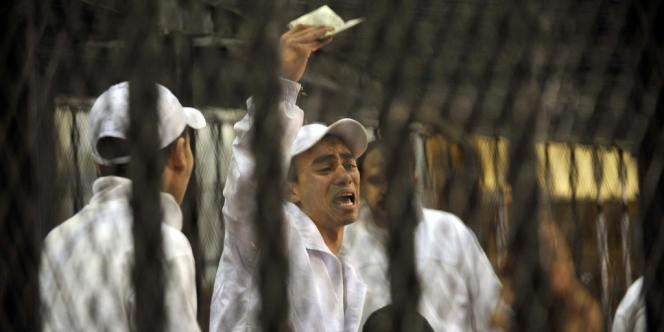 Le procès du drame du match de football de Port-Saïd s'est ouvert mardi 17 avril au Caire, en Egypte.