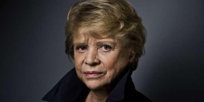 L'ancienne juge d'instruction et ancienne candidate d'Europe Ecologie-Les Verts à la présidentielle, Eva Joly.