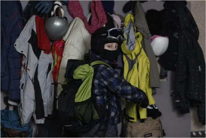 Image extraite du film franco-suisse L'Enfant d'en haut d'Ursula Meier.
