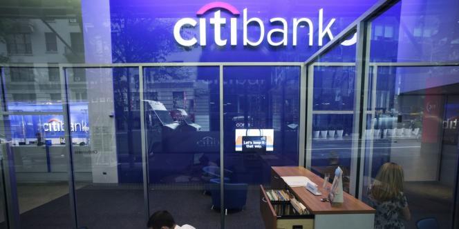 Citigroup a annoncé lundi un bénéfice net meilleur qu'attendu, à 2,9 milliards de dollars, mais en baisse de 2 % sur un an pour le premier trimestre.