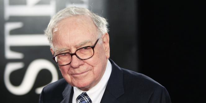 Warren Buffet est à la tête du fonds d'investissement Berkshire Hathaway.