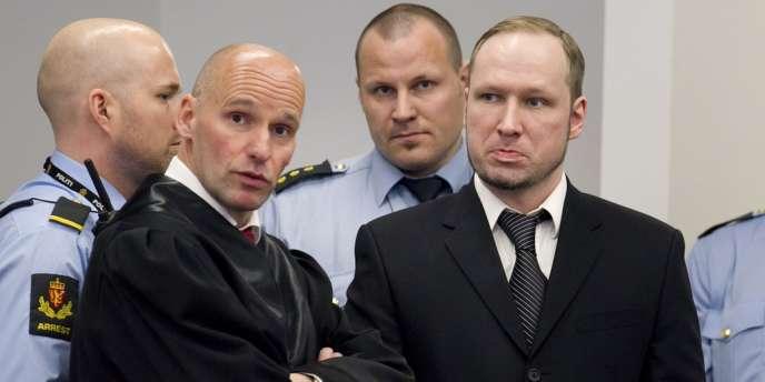 S'il est reconnu pénalement irresponsable, Breivik risque l'internement psychiatrique à vie.