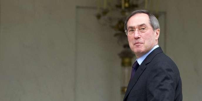 Claude Guéant, ancien secrétaire général de l'Elysée et ex-ministre de l'intérieur.