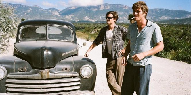 Sam Riley et Garrett Hedlund dans le film français, britannique et brésilien de Walter Salles,