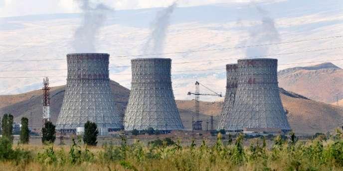 La centrale nucléaire de Metzamor, mise en service il y a plus de trente ans, est située sur une zone sismique.