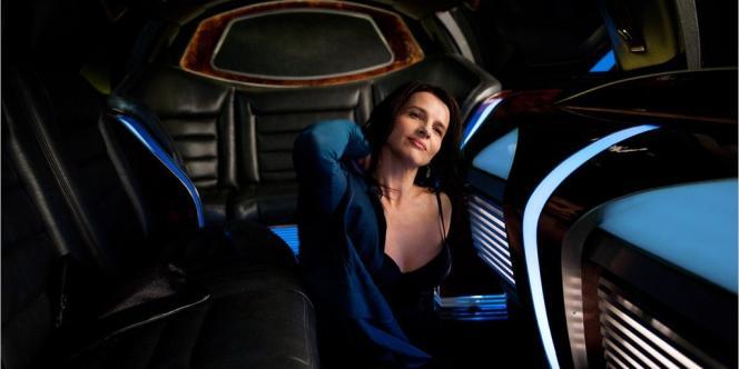 Juliette Binoche dans le film franco-canadien de David Cronenberg,